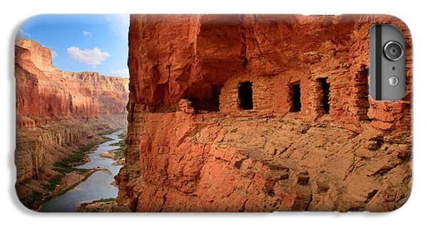 Anasazi Granaries IPhone 6 Plus Case by Inge Johnsson
