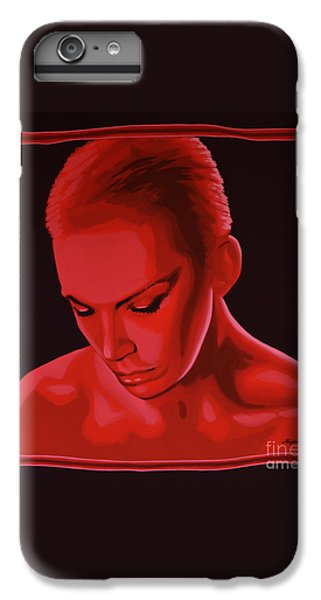 Annie Lennox IPhone 6 Plus Case by Paul Meijering