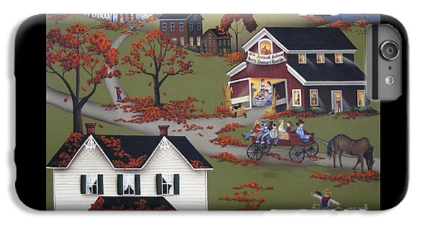 Annual Barn Dance And Hayride IPhone 6 Plus Case by Catherine Holman