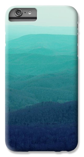 Appalachian Mountains IPhone 6 Plus Case by Kim Fearheiley
