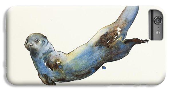 Aqua IPhone 6 Plus Case by Mark Adlington