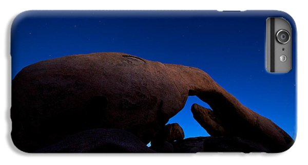 Arch Rock Starry Night IPhone 6 Plus Case by Stephen Stookey