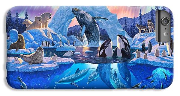 Arctic Harmony IPhone 6 Plus Case by Chris Heitt