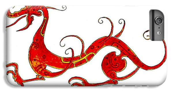 Asian Dragon IPhone 6 Plus Case by Michael Vigliotti
