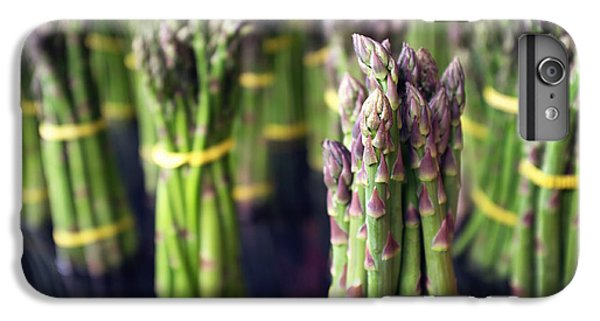 Asparagus IPhone 6 Plus Case by Tanya Harrison