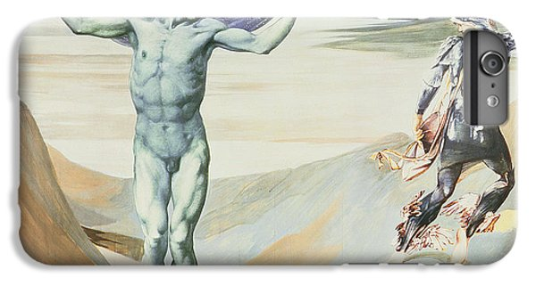 Atlas Turned To Stone, C.1876 IPhone 6 Plus Case by Sir Edward Coley Burne-Jones
