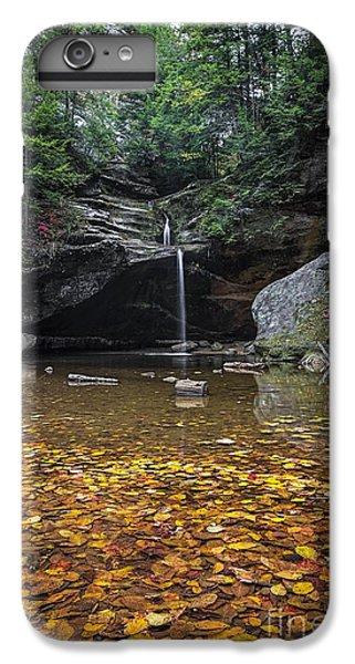 Autumn Falls IPhone 6 Plus Case by James Dean