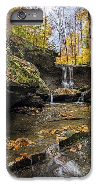Autumn Flows IPhone 6 Plus Case by James Dean