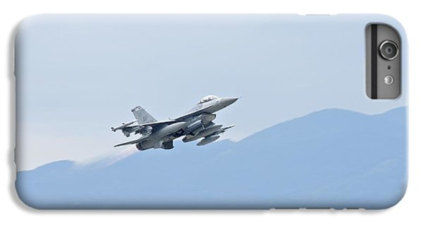 Aviano F16 IPhone 6 Plus Case by Staff Sgt Jessica Hines