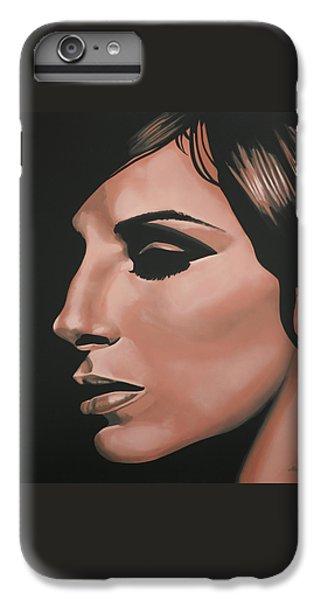 Barbra Streisand IPhone 6 Plus Case by Paul Meijering