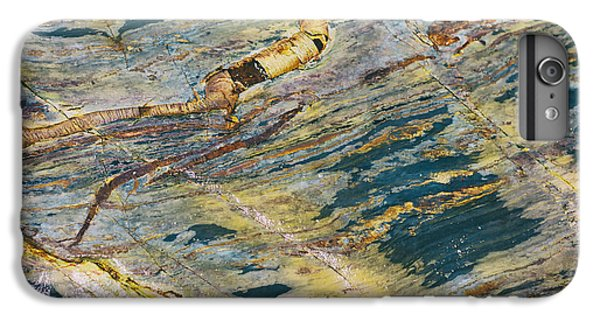 Beach Rock IPhone 6 Plus Case by Georgia Fowler