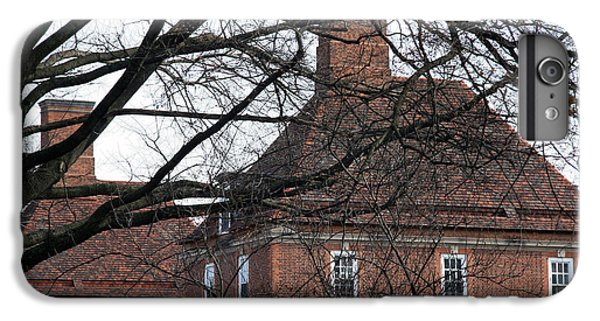 The British Ambassador's Residence Behind Trees IPhone 6 Plus Case by Cora Wandel