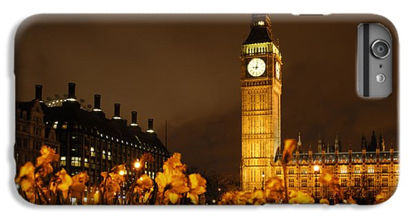 Ben With Flowers IPhone 6 Plus Case by Mike McGlothlen