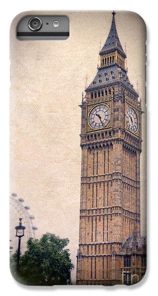 Big Ben In London IPhone 6 Plus Case by Jill Battaglia