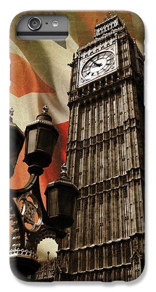 Big Ben London IPhone 6 Plus Case by Mark Rogan
