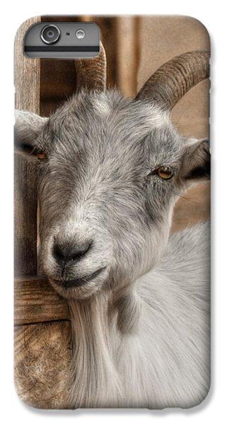 Billy Goat IPhone 6 Plus Case by Lori Deiter