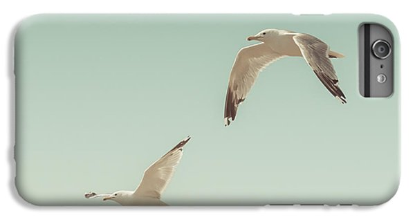 Birds Of A Feather IPhone 6 Plus Case by Lucid Mood