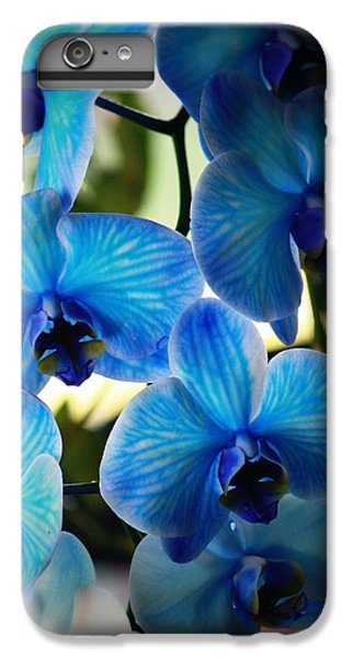 Blue Monday IPhone 6 Plus Case by Mandy Shupp