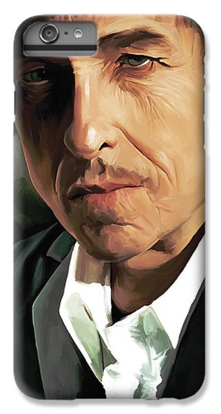 Bob Dylan Artwork IPhone 6 Plus Case by Sheraz A