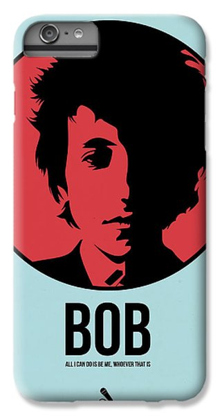 Bob Poster 2 IPhone 6 Plus Case by Naxart Studio