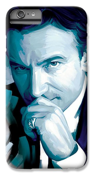Bono U2 Artwork 4 IPhone 6 Plus Case by Sheraz A