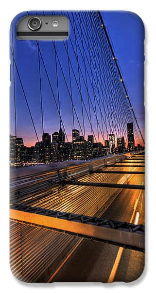 Bound For Greatness IPhone 6 Plus Case by Evelina Kremsdorf