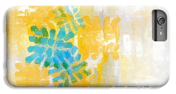 Bright Summer IPhone 6 Plus Case by Lourry Legarde