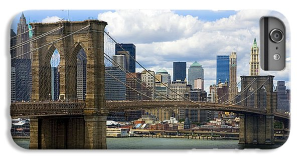 Brooklyn Bridge IPhone 6 Plus Case by Diane Diederich