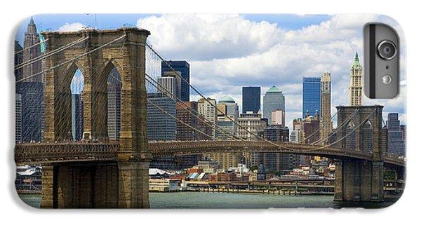 Brooklyn Bridge IPhone 6 Plus Case by Diane Diederich
