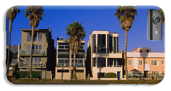Buildings In A City, Venice Beach, City IPhone 6 Plus Case by Panoramic Images