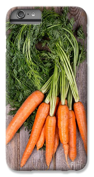 Bunched Carrots IPhone 6 Plus Case by Jane Rix
