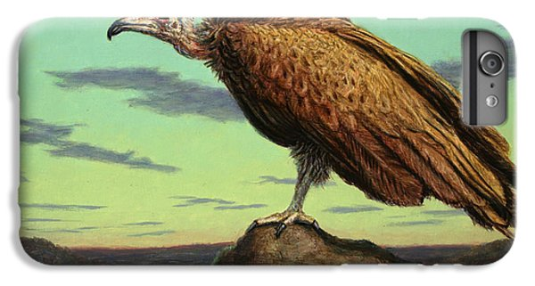 Buzzard Rock IPhone 6 Plus Case by James W Johnson