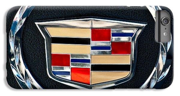 Cadillac Emblem IPhone 6 Plus Case by Jill Reger