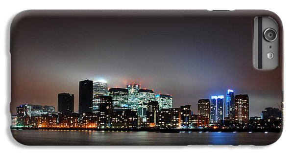 London Skyline IPhone 6 Plus Case by Mark Rogan