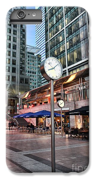 Canary Wharf Twilight IPhone 6 Plus Case by Jasna Buncic