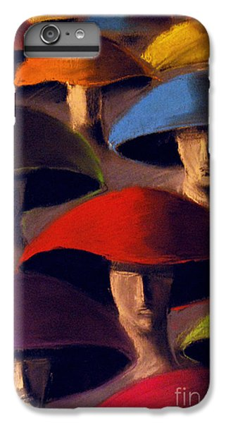 Carnaval IPhone 6 Plus Case by Mona Edulesco