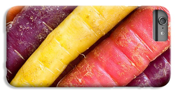 Carrot Rainbow IPhone 6 Plus Case by Heidi Smith