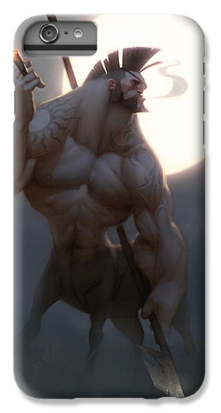 Centaur IPhone 6 Plus Case by Adam Ford