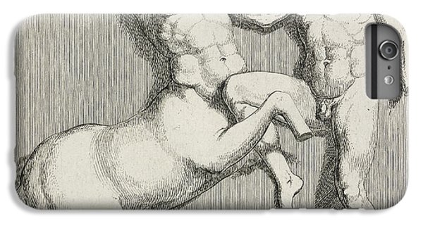 Centaur And Man IPhone 6 Plus Case by British Library