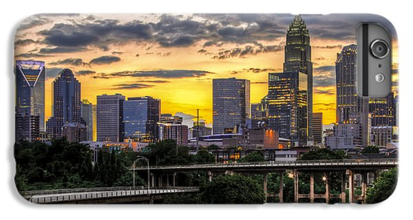Charlotte Dusk IPhone 6 Plus Case by Chris Austin