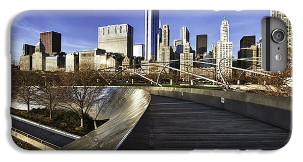 Chicago Skyline At Sunrise IPhone 6 Plus Case by Sebastian Musial