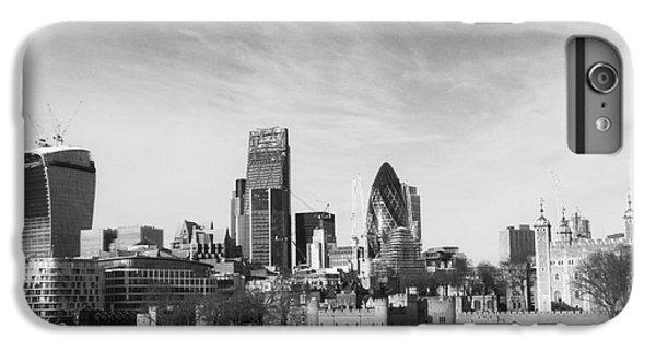 City Of London  IPhone 6 Plus Case by Pixel Chimp