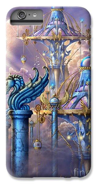 City Of Swords IPhone 6 Plus Case by Ciro Marchetti
