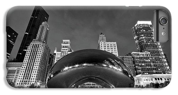 Cloud Gate And Skyline IPhone 6 Plus Case by Adam Romanowicz