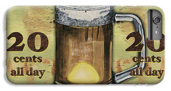 Cold Beer IPhone 6 Plus Case by Debbie DeWitt