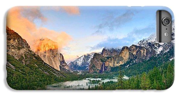 Colors Of Yosemite IPhone 6 Plus Case by Jamie Pham
