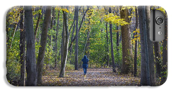 Come For A Walk IPhone 6 Plus Case by Sebastian Musial