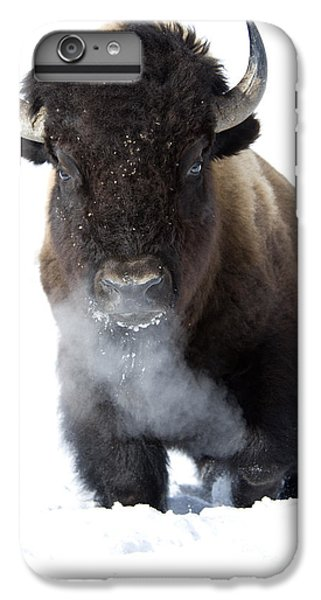 Coming Through IPhone 6 Plus Case by Deby Dixon