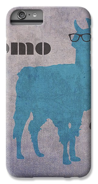 Como Te Llamas Humor Pun Poster Art IPhone 6 Plus Case by Design Turnpike