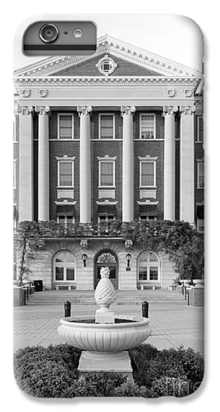 Culinary Institute Of America Roth Hall IPhone 6 Plus Case by University Icons